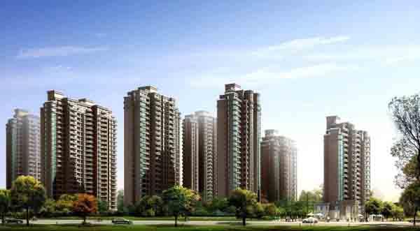 分公司成功中标淮安蓝江城市花园项目西本新干线
